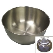 Large Stainless Steel Replacement Bowl fits Sunbeam/Oster Mixers