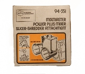 Slicer-Shredder Attachment 94-351