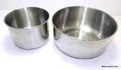 Dormeyer Model 4300 Silver Chef Replacement Bowls