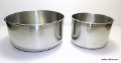 Dormeyer Stainless Mixing Bowl Set