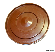 GE Stand Mixer Replacement Turntable For Model D1M158 - Brown