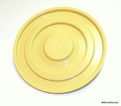 Sunbeam Mixmaster Turntable Fits 1-7A, MMB, etc... - Harvest Gold